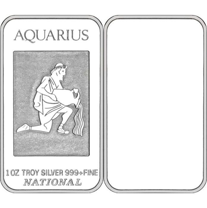 Aquarius (Rev Blank)