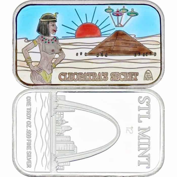 Cleopatra's Secret (EN)